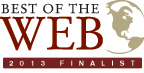 'Best of the Web logo 2013' from the web at 'http://otr.cfo.dc.gov/sites/default/files/dc/shared_assets/BOW13_final.jpg'