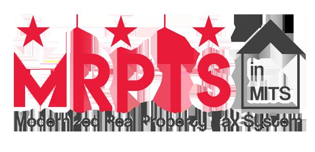 Modernized Real Property Tax System Logo