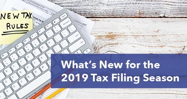 2019 Individual Income Tax Information image