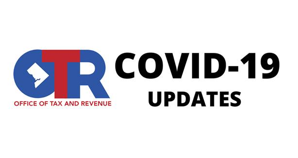 Image for OTR and COVID-19 updates
