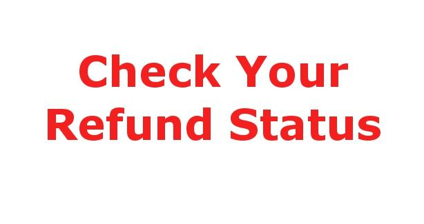 Check Your Refund Status