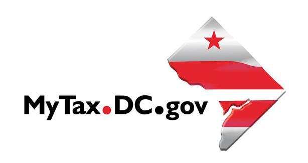 Image of MyTax.DC.gov