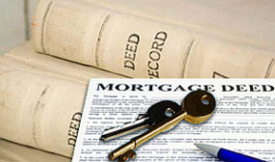 Mortgage Records and Keys