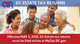 Image for DC Estate Tax