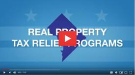 Image for OTR Tax Relief Programs for Property Owners